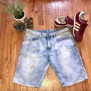 Buffalo David Bitton Six-X Denim Shorts